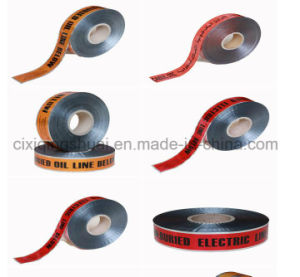 Multicolor Tracking Warning Tape with High Quality pictures & photos