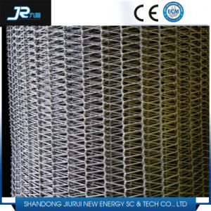Compound Weave Stainless Steel Mesh Belt for Biscuit pictures & photos