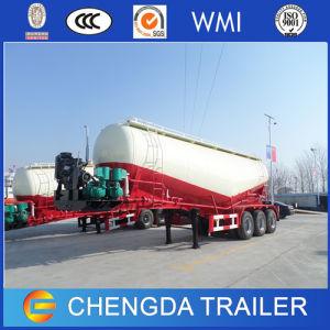 3axle Bulk Cement Tanker Cement Bulker Tanker Semi Truck Trailer for Sale pictures & photos