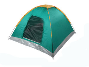 Promotional Hot Sales Double Dome Tent pictures & photos