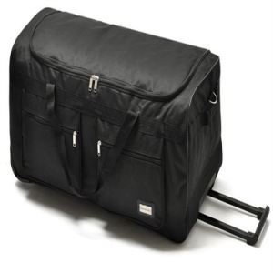 1680d Polyester Rolling Duffle Rucksack Trolley Bag pictures & photos