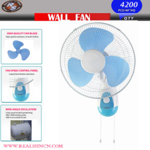 16 Inch Indoor Home Used Industrial Bracket Wall-Hung Fans pictures & photos