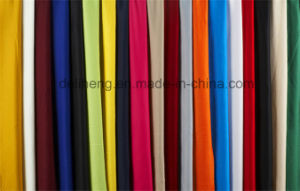 Bleached White or Plain Dyed T/C Pocket Fabric pictures & photos