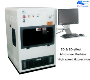 New Style High Speed Laser Inside Engraving Machine pictures & photos