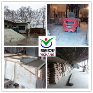 Crushed Glass for Surface Preparation pictures & photos