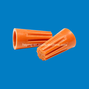 Plastic Injection Cable Wire Screw-on Connector pictures & photos