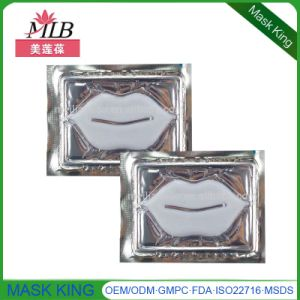 Black Mud Deep Cleansing and Moisturizing Lip Patch Mask pictures & photos