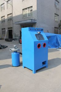 Wet Blasting Machine Strahlanlagen pictures & photos