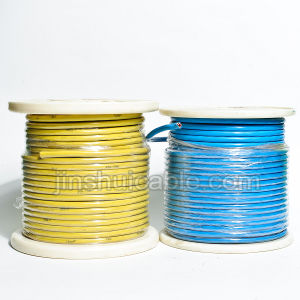 AWG8 10 14 Thhn Thwn Nylon Jacketed Electric Wire pictures & photos