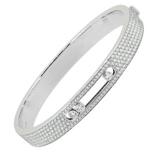 New Fashion 925 Silver Move Bracelets Silver Jewelry pictures & photos