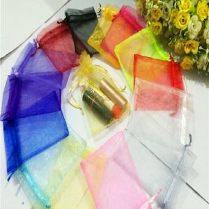 Manufacturer Wholesale Small Organza/Mesh Gift Bag for Jewelry pictures & photos