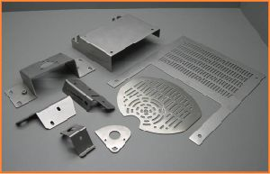 Costomized Electronic&Instrument Enclosures Stamping Products pictures & photos