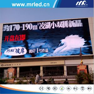 P10 Outdoor LED Display Screen pictures & photos