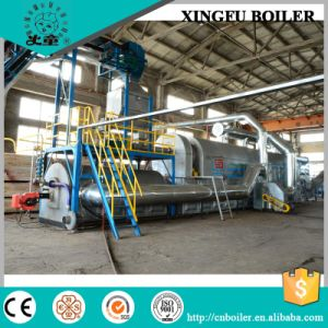 30t Fully Continuous Waste Tire Pyrolysis Plant pictures & photos
