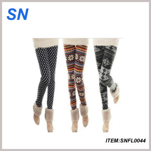2013 Hot Sale Winter Women Leggings (SNFL0044) pictures & photos