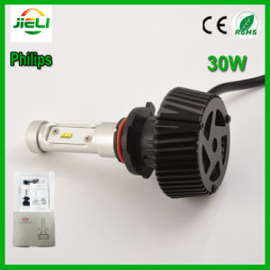 Philips 30W P83 9005/9006 LED Car Headlight pictures & photos