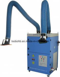 Mobile Portable Welding Fume Extraction with Flexible Arms pictures & photos