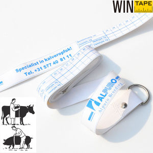 Custom Brand PVC Horse Animal Weight Measuring Tape (WT-005) pictures & photos
