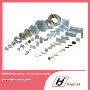N35-50 Hexagonal Neodymium Permanent Ring Magnet with Super Power pictures & photos