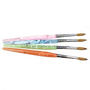 Acrylic Pen, Nail Pen, Nail Brush, Kolinsky Sable Pen spiral pictures & photos