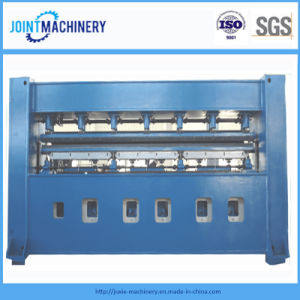 Middle Speed Needle Punching Machine for Non Woven Felt Producting pictures & photos