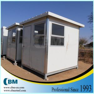 Mini Security House with Steel Framing for Sale