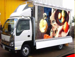 Mobile P20 Outdoor Full Color LED Panel