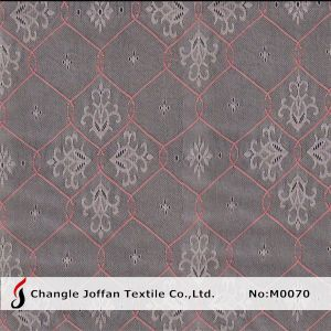 Fashion Nylon Colored Lace Fabric (M0070) pictures & photos