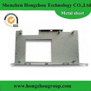 Sheet Metal Fabrication Plate Components for Machine Cover pictures & photos