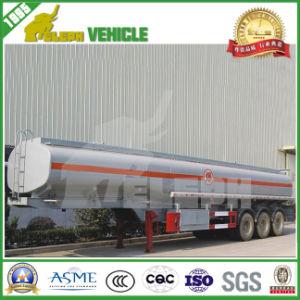 Tri-Axle Fuwa Suspension Oil Tanker Truck