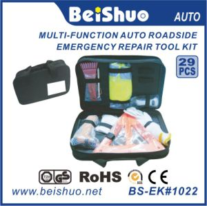 29PCS Roadside Vehicle Emergency Kit pictures & photos