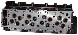 Iron Casting Cylinder Head for Isuzu 4HK1 8-98008-363-3 pictures & photos