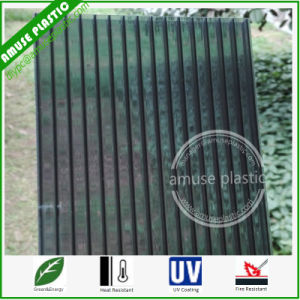 Grade a Polycarbonate Sheet Plastic Roof Sheet PC Hollow Board pictures & photos