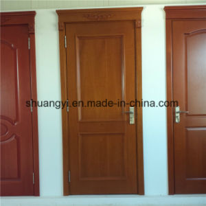 Good Quality Solid Wood Door pictures & photos