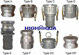High Quality Aluminum Camlock Couplings pictures & photos