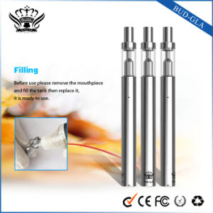 290mAh Mini Glass Vape Pen Big Battery E Cigarette Vaporizer pictures & photos