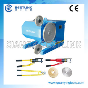 37kw 45kw 55kw 75kw Stone Wire Saw Cutter pictures & photos