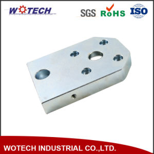 Precision CNC Machining Steel Machine Part with Zinc Plating