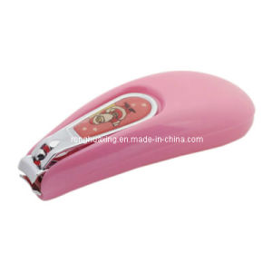 N-0778s Baby Nail Clipper with Catcher pictures & photos