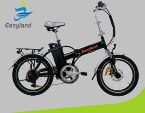 20inch Electric Foldable Bicycle 36V 250W EL-Dn2001z