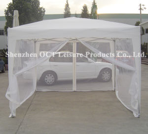 Foldable Gazebo with Mesh (OCT-FG005+M) pictures & photos