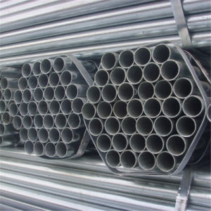 Hot Dipped Round Galvanized Pipe pictures & photos