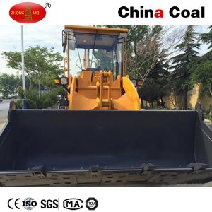 2.5t Backhoe Wheel Rock Loader with Large Bucket pictures & photos