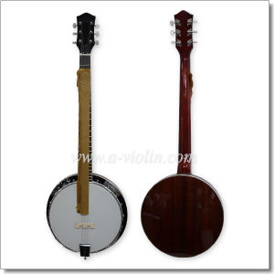 18 Bracket 6 Strings Remo Resonator Banjo (ABO186) pictures & photos