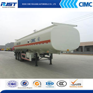 20m3 Chemical Tank Semi Trailer pictures & photos