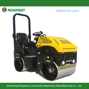 1 Ton Ride on Hydraulic Vibratory Road Roller pictures & photos