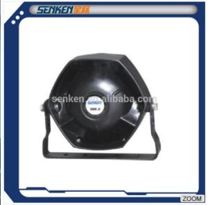Senken Famous and High Quality 100W Police Vehicle Fire Trucks Horn Siren Speaker pictures & photos