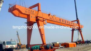 Double Girder Gantry Crane with Ce Certificated pictures & photos