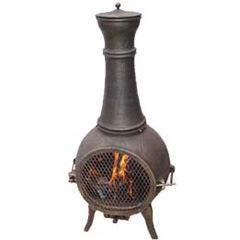 Outer Heater/ BBQ /Firepit / Cast Aluminium Chiminea (FSL012) pictures & photos