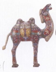 Cloisonne Camel pictures & photos